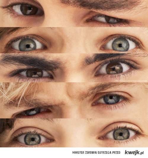 gorgeous eyes, fuuck. <3