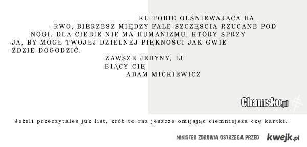 mickiewicz