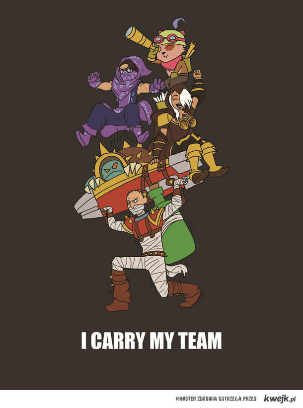 Carry My Team