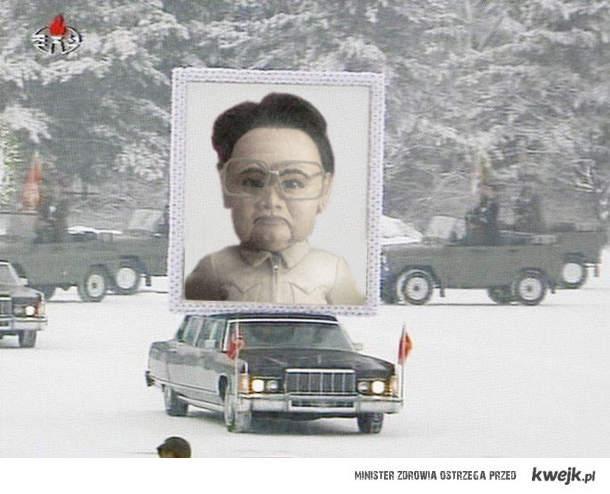 Pogrzeb Kima