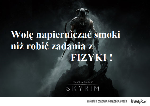 Power of Skyrim