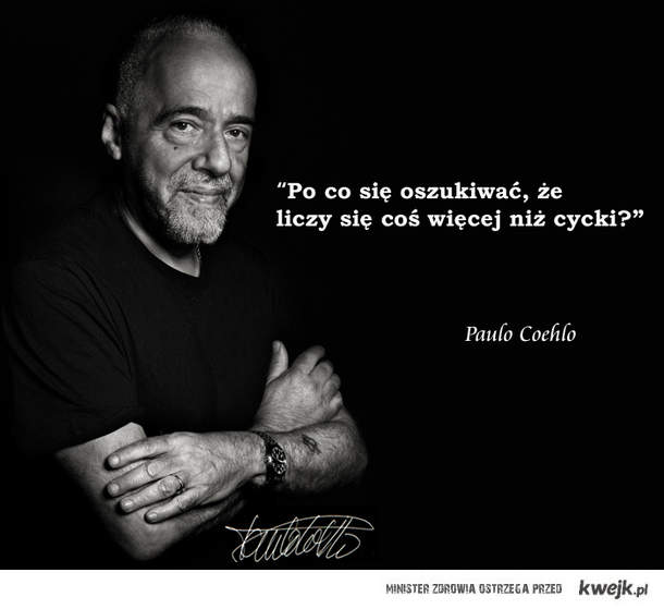 Paulo Coehlo o kobietac