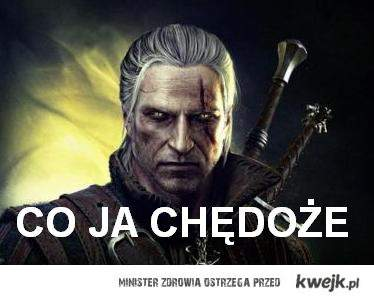 co ja chędoże