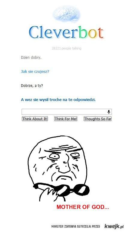 cleverbot po polsku