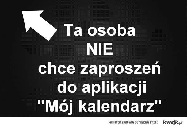 NIE CHCE