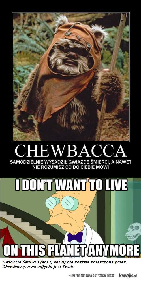 Proszę was ! Fani Gwiezdnych Wojen wam tego nie wybaczą !