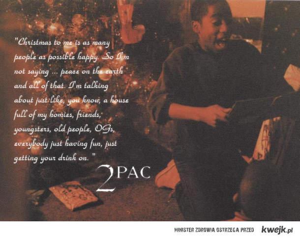 2Pac Christmas