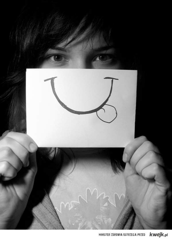 Uśmiechnij się : )