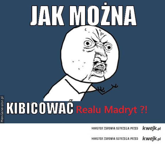 Real Madryt to ZUO