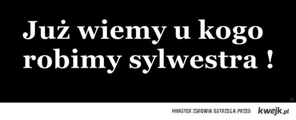 sylwester !