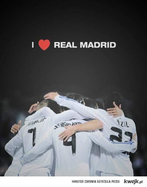 I <3 REAL MADRID!