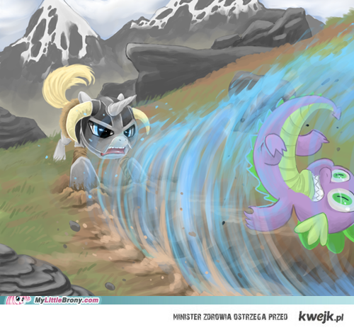 pony born