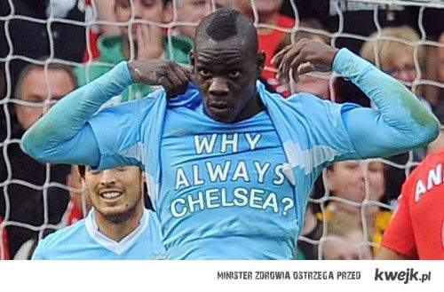 Why Always Chelsea?