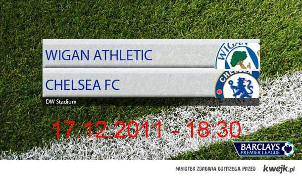 Wigan vs Chelsea