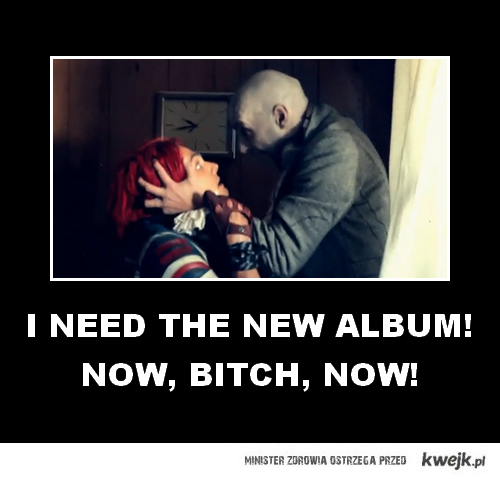 I need the new album!