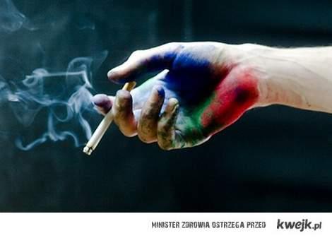 artistic smoking.l