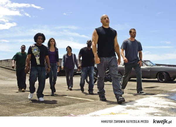 the fast five