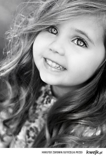 tak będzie wyglądała moja córka ♥!