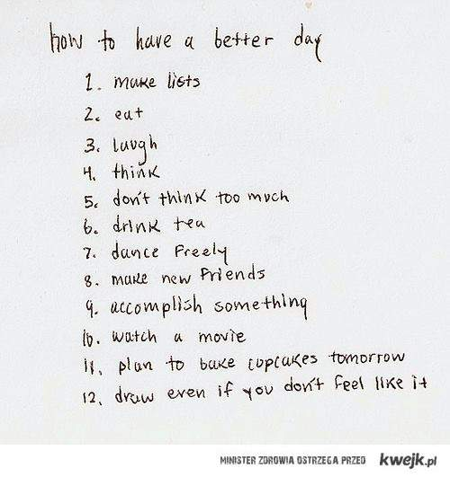 better day :)