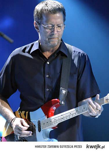 Tylko Clapton!