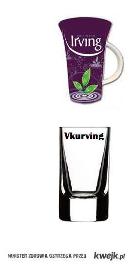 Irving - Vkurving
