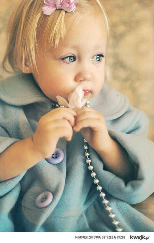 Słodkie dziecko ! ♥
