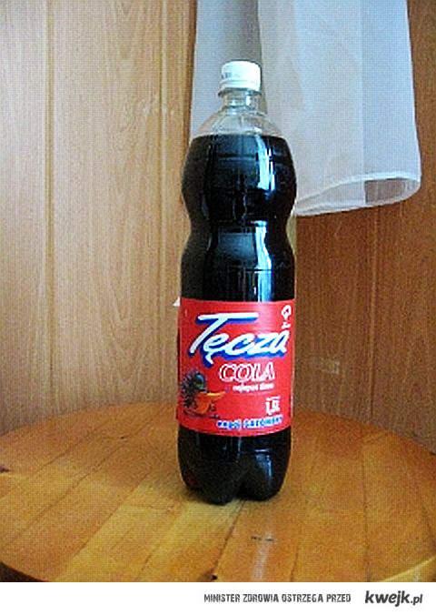 Tęcza Cola, Tęczowa Cola, Turbo-Cola, Amarena