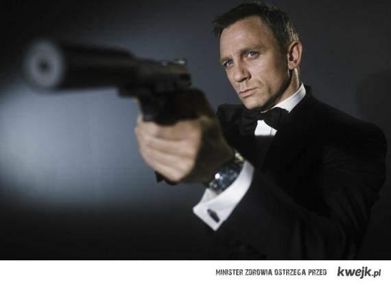 <3 James Bond
