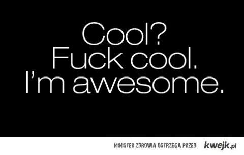 cool?