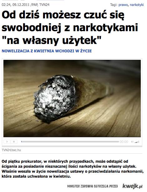 Legalizacja Marihuany