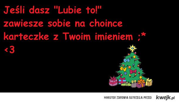 choinka :***