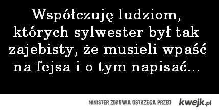 sylwester...