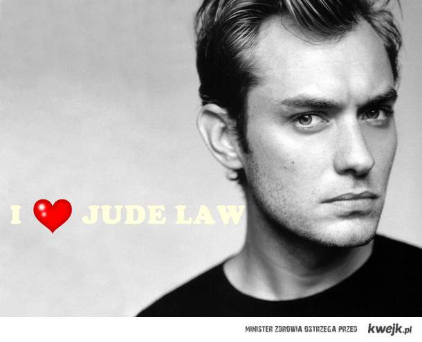 Jude Law love