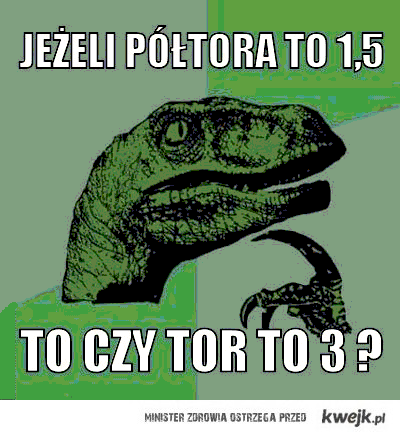 tor to 3 ??
