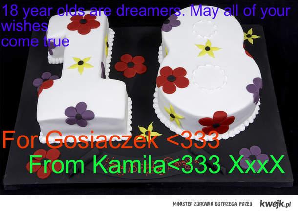 Dla Gosiaczka od Kama3107<333 luv u babeXxxX