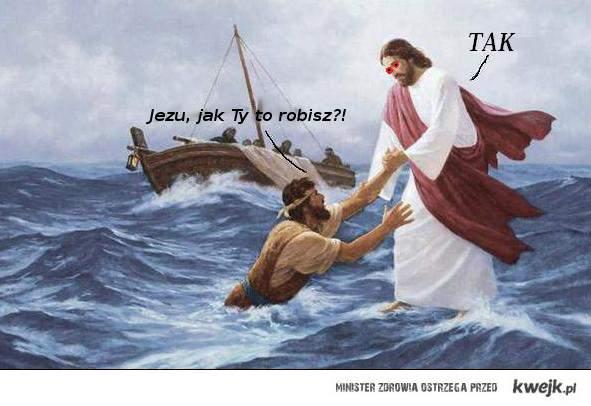 Zajarany Jezus