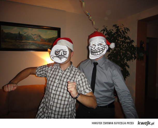 megusta & trollface na sylwku