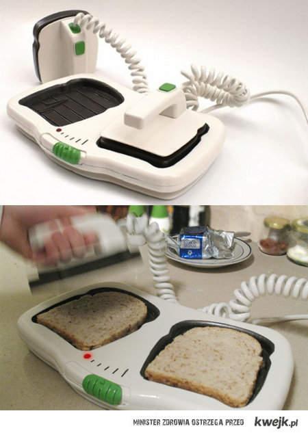 Defibrylator tostowy