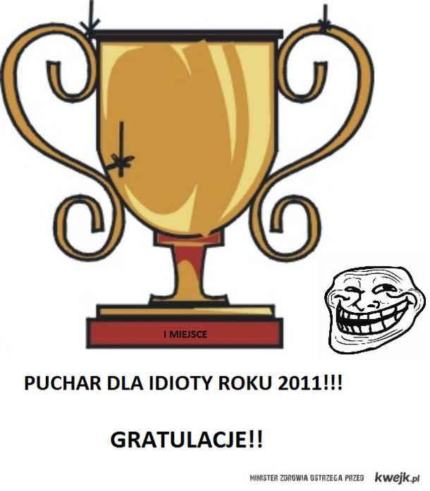 nagrody roku 2011 (kategoria ludzie)
