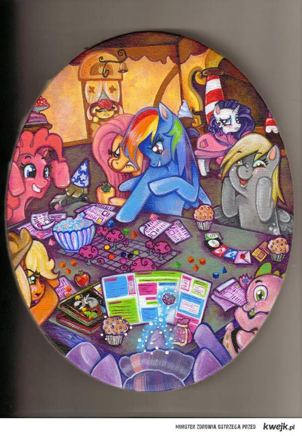 dungeons and ponies