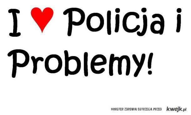 Policja i problemy