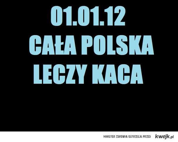 Cała polska leczy kaca