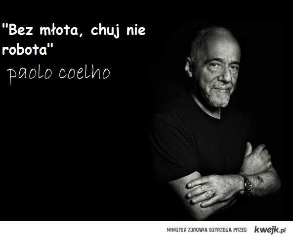 Paulo Coelho cytat