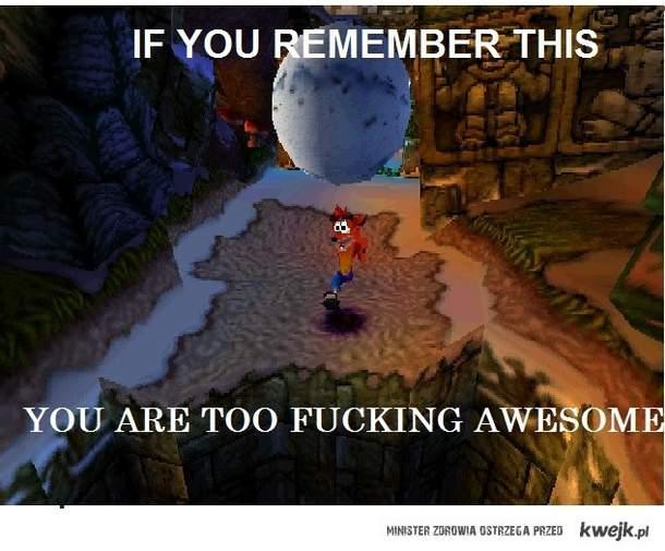 Jeśli to pamiętasz ...