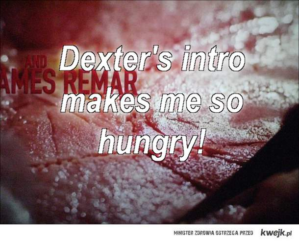 dexter's breakfast