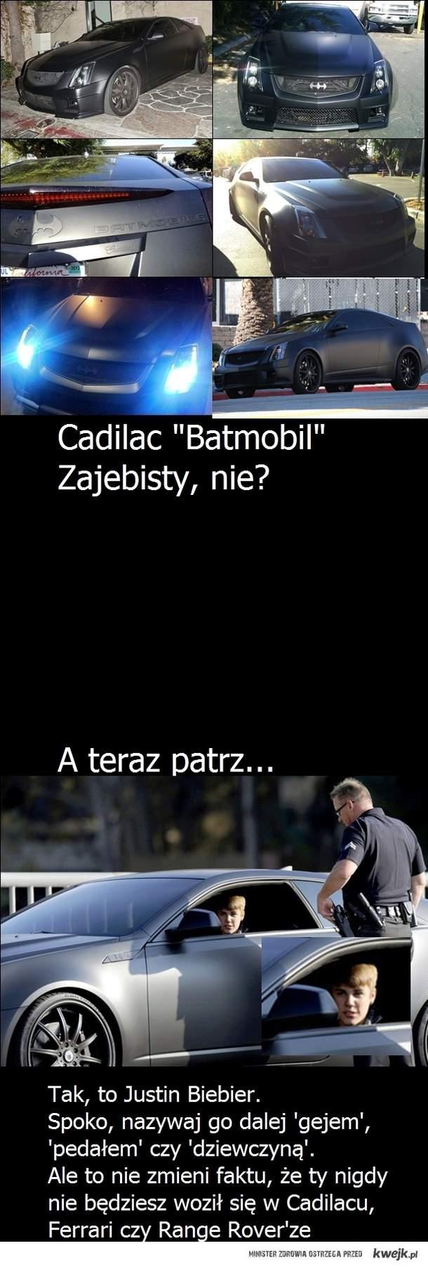 Cadilac Batmobil