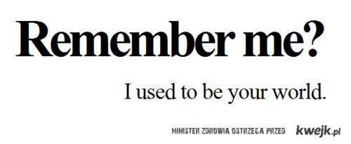Pamiętasz mnie?