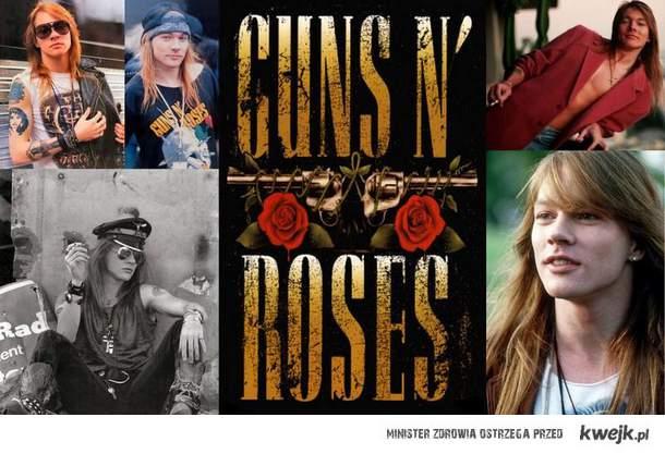 Guns N' Roses 4eva.