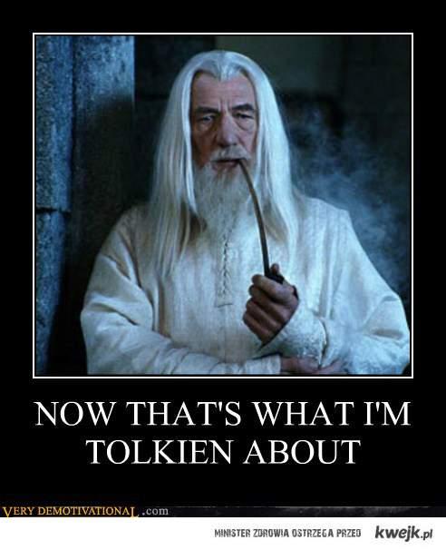 Tolkien!