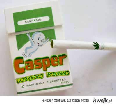 casper friendly dope
